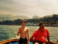 Me in Piano di Sorrento, 1993