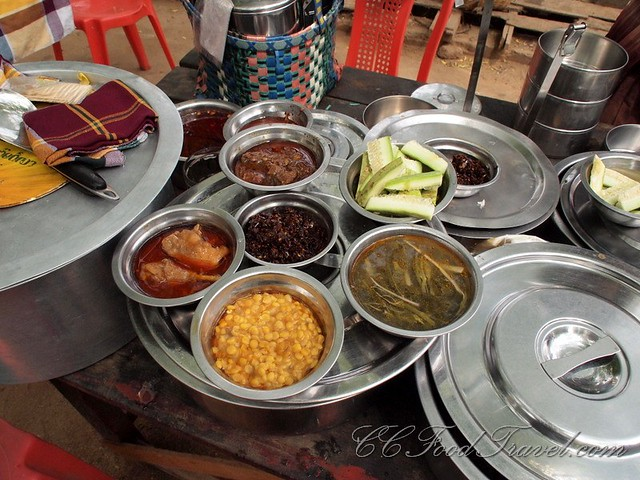 Myanmar rice dishes