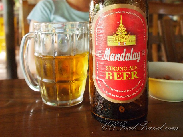 Mandalay Beer