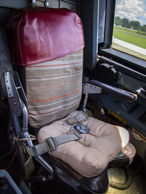 The Pilot's Chair