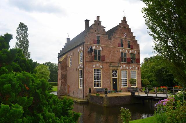 Heerde castle kasteel Vosbergen 1623