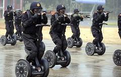 Police China