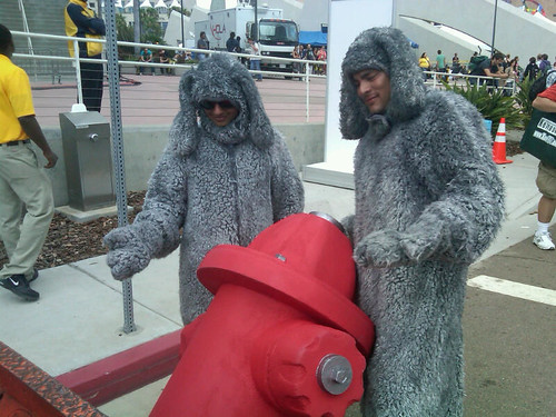 Comic-Con Wilfred