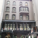 21 Club - The only brownstone and former speakeasy remaining on Swing Street.