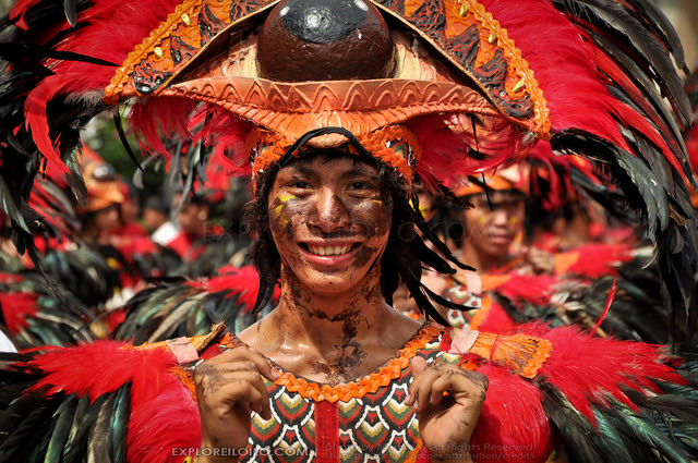 Dinagyang 2011 - Ati Competition - Tribu Pan-ay Street Dance (1247)