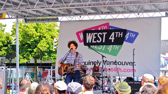 Jeremy Fisher | Khatsahlano! Music + Art Festival