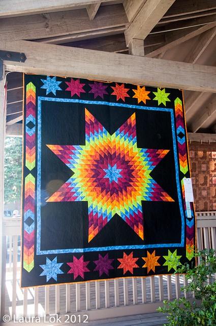 sisters oregon quilt show 2012