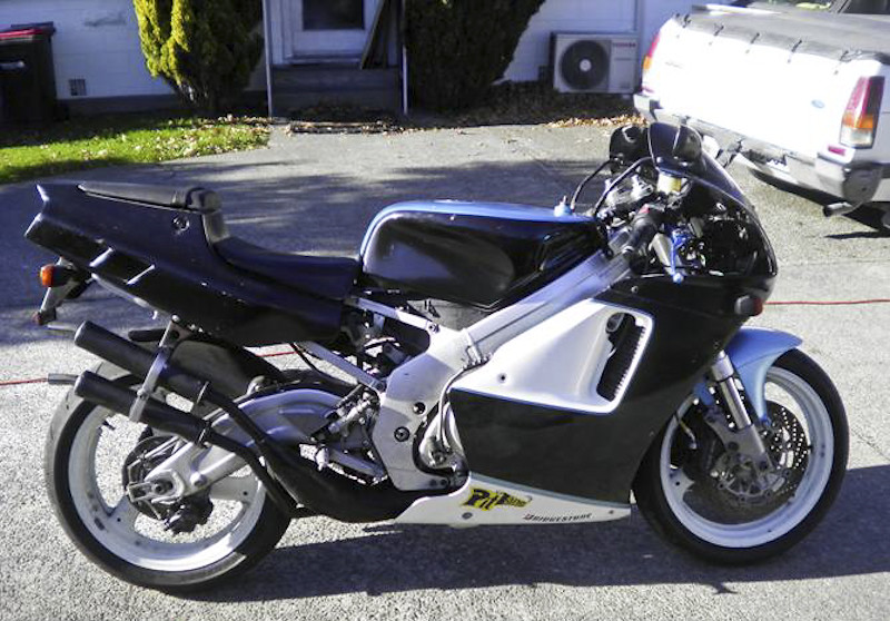 RGV250 rebuild? [Archive] - Kiwi Biker forums