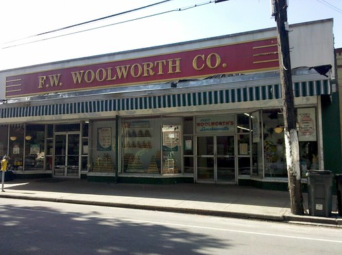 Fake Woolworth's