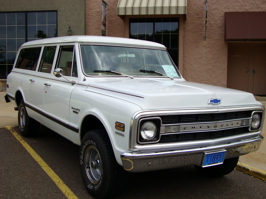 1969 Chevrolet Suburban Images Pictures And Videos