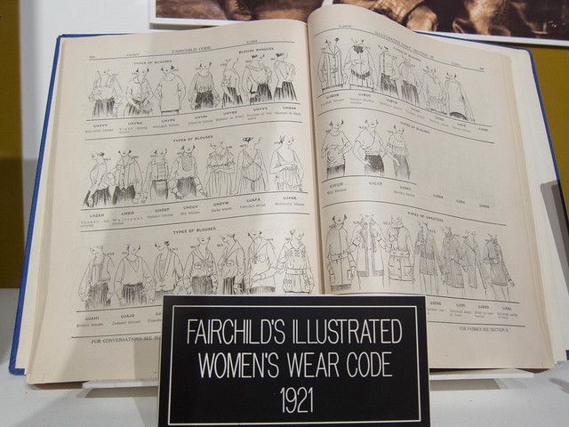 Fairchild's Illustrated Woman's Wear Code - 1921