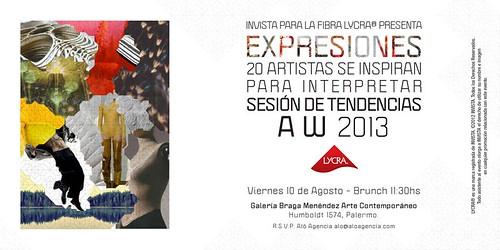 Expresiones // Sesion de Tendencias by martin diez