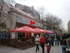 Arbat Street - Wendy's