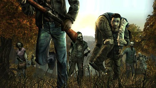 PS+ Members Will Get The Walking Dead Episode 1 & 2 for Free