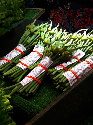 Pike Place Market - Garlic Spears