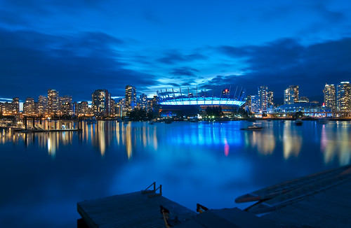 False Creek by petetaylor
