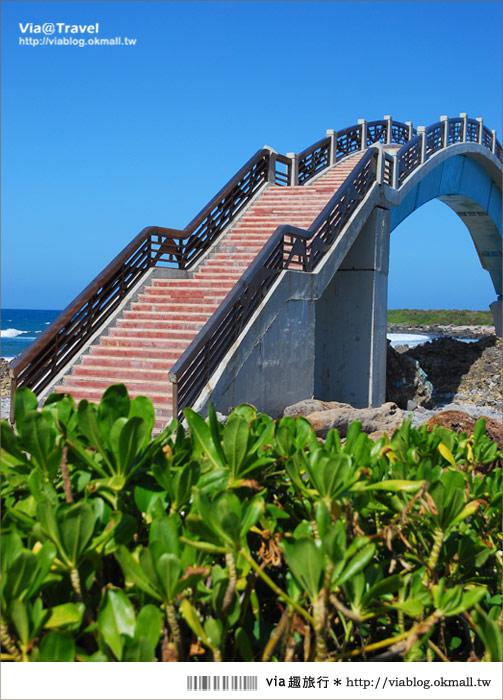 【台東必去景點】台東三仙台~我心目中台灣最美的一座橋啊!12