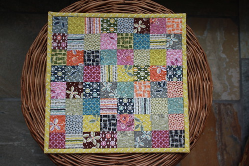 Hope Valley Mini Quilt Front