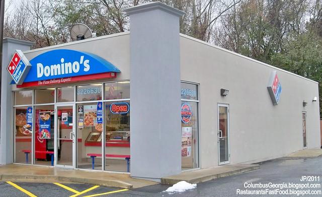 DOMINO'S PIZZA COLUMBUS GEORGIA, Domino's Pizza Delivery Restaurant Columbus GA. Bradley Park Dr.