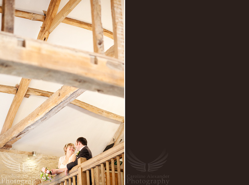 46 Kingscote Barn Wedding Photographer