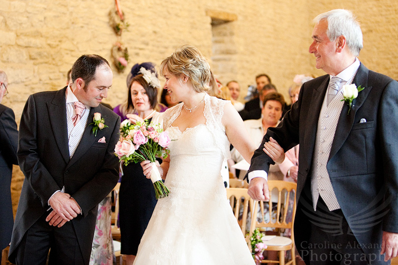 28 Kingscote Barn Wedding Photographer
