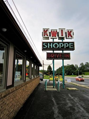 Kwik Shoppe Restaurant Shoemakersville PA