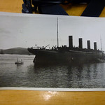 RMS Olympic at Mudros