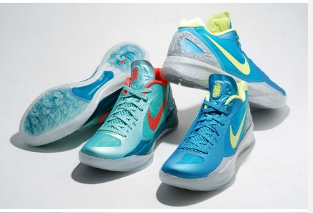August 3rd, 2012 - Jeremy Lin's new Nike shoes called Hyperdunk