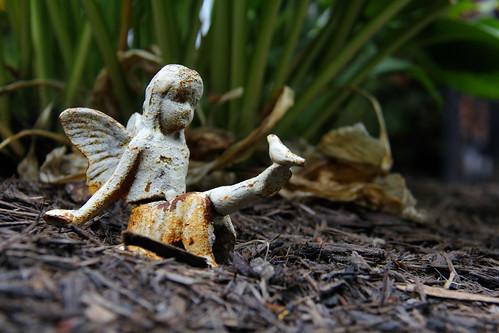 218/365: Garden Fairy