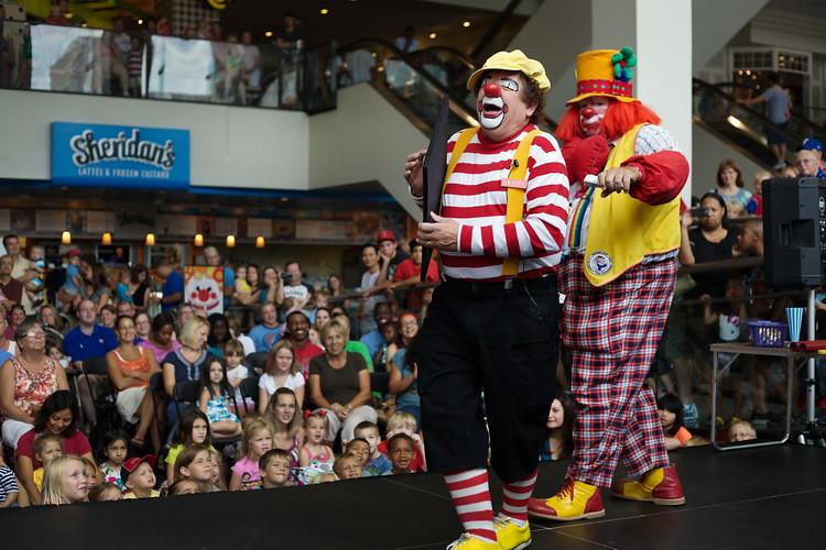 Clown Show 2012