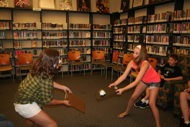 Up some office tennis minute to win it game flickr photo sharing