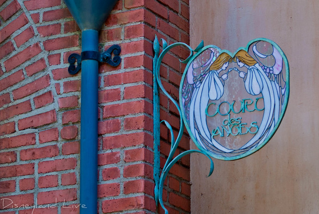 Court of Angels - Disneyland