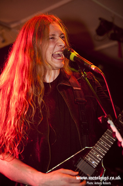 Savage Messiah Carlisle Hastings 4th august 2012 live review bloodstock warm up