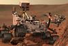 Mars rover Curosity