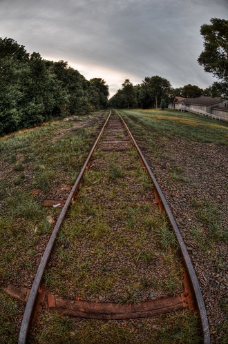 railroad nikon track massachusetts hdr photomatix assonet 365project afdxfisheyenikkor105mmf28ged d7000 3652012