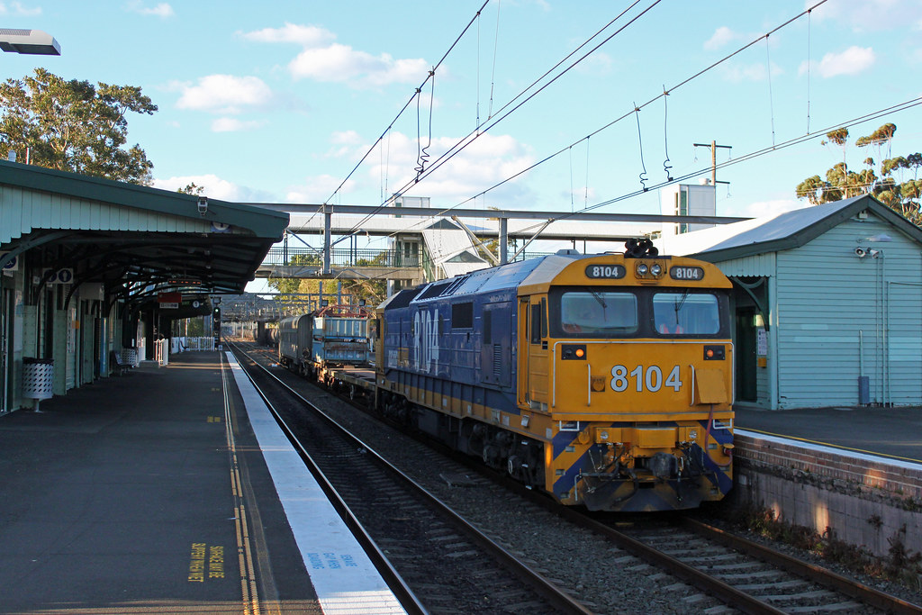 8104 1921 Thirroul by Thomas