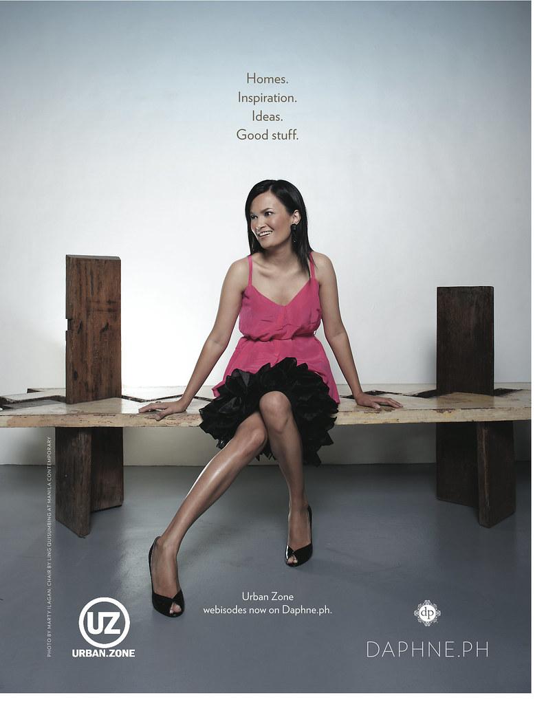 Daphne Print Ad Good