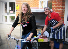 cyclelogistics meeting_cambridge_Mary