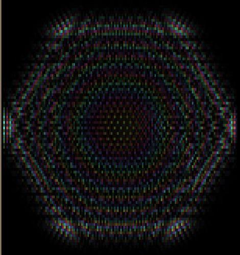 2d feynman checkerboard attempt