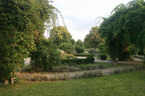 Gartenrondell - Westpark