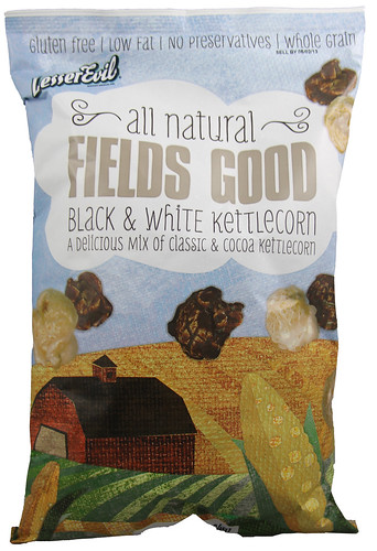 LesserEvil Fields Good Black & White Kettlecorn