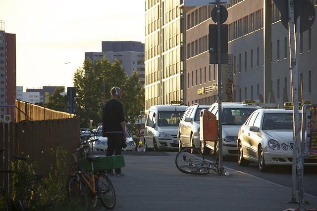 """Liam"" near Ostbahnhof"