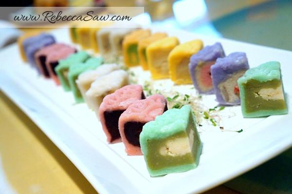 Mooncakes - Toh Yuen, Hilton Petaling Jaya-001