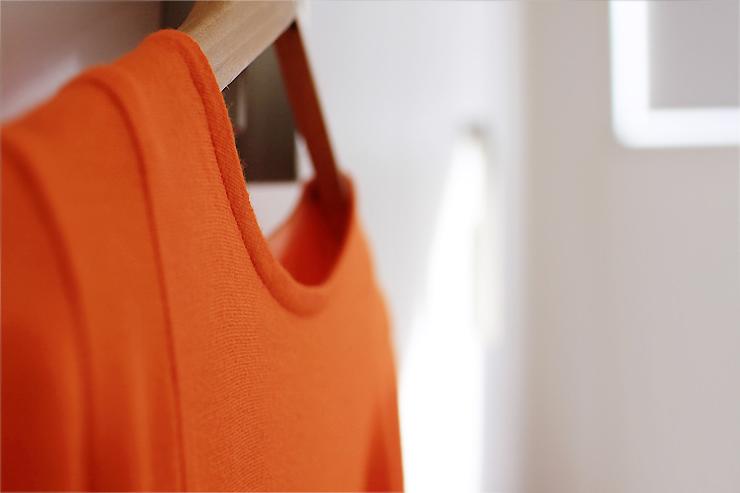 Orange Dress #4