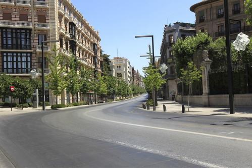 El Verano Es Una Calle Vacía Cableados