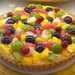 Fruitsalad Tart from the Fruitcake Factory in Sapporo