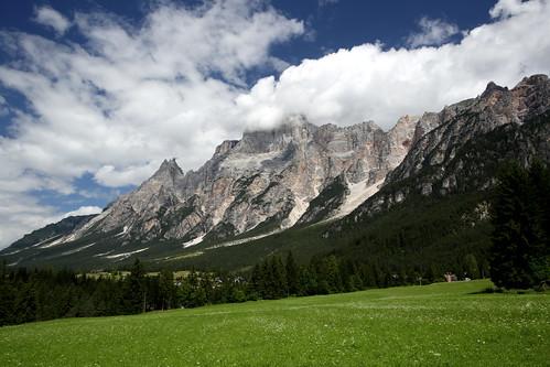 無料写真素材, 自然風景, 山, ドロミーティ, 風景  イタリア, 世界遺産