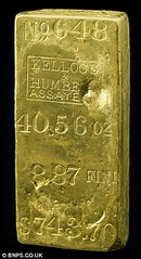 Kellogg and Humbert ingot