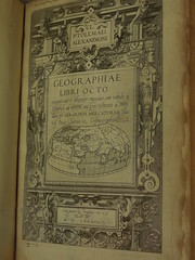 12 08 15 NY Public Library - Title page of 2nd edition of his atlas