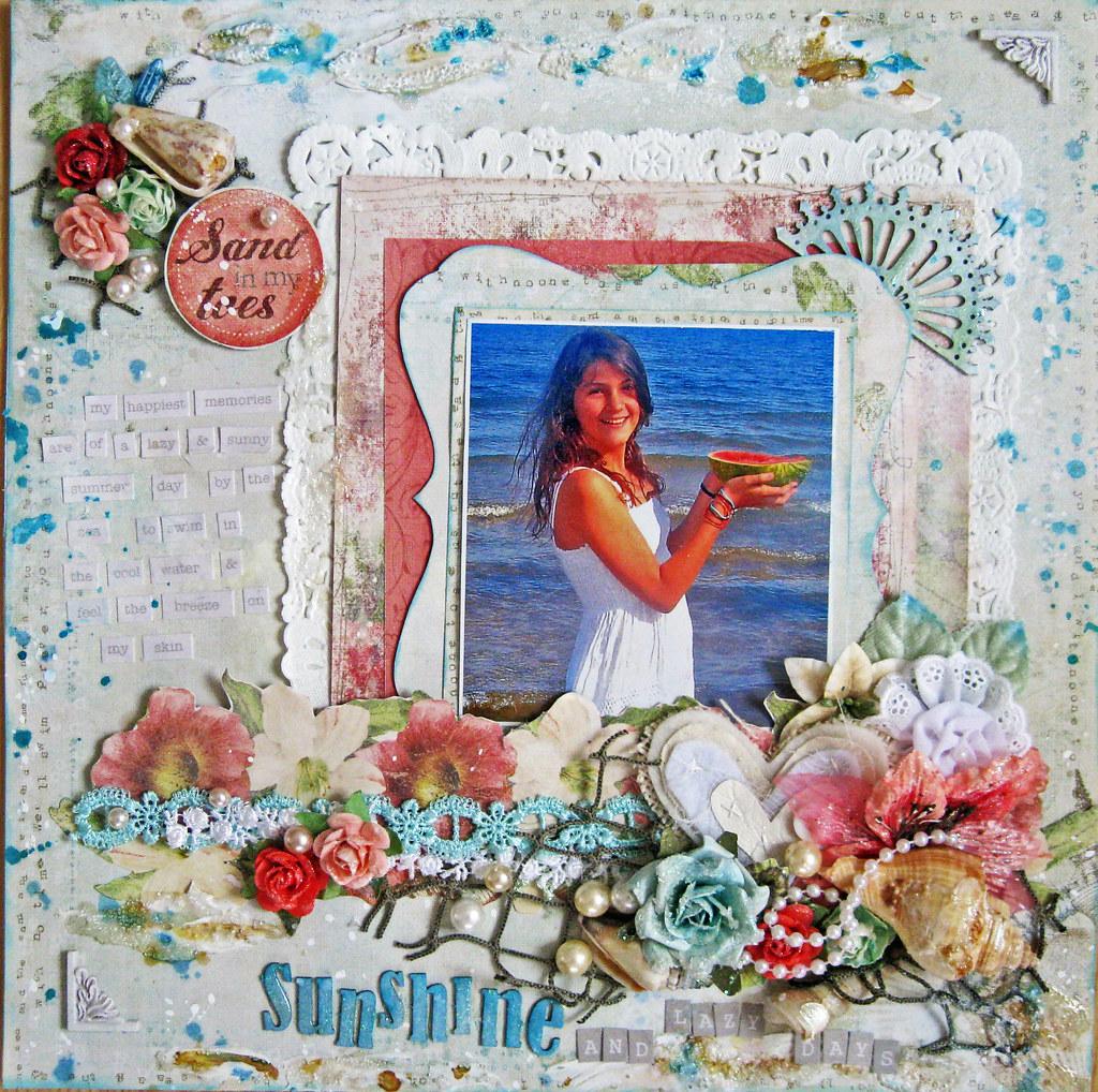 OUAS 1AUG2012 Eila Sandberg main 3000px Sunshine and Lazy Days